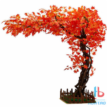 Arch Trunk Artificial Maple Tree