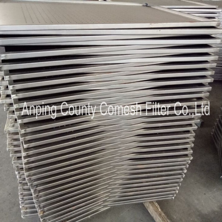 Stainless Steel Perforated Trays