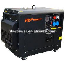 5kw Silent diesel portable electricity generators