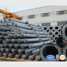 220kV Transmission Line Steel Poles