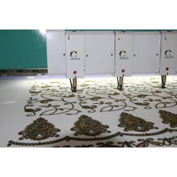 Высокое качество мульти головы синель вышивальная машина (632)