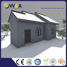 (WAS1002-45D)China Prefabricated Building Steel Structure House for Social House