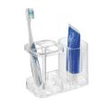 Bathroom Medicine Organizer Toothbrush Toothpaste Holder
