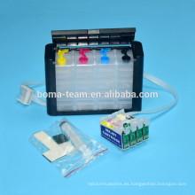 T2711 ciss sistema continuo de tinta para la fuerza de trabajo epson WF7620 WF7110 WF7610 WF3620 WF3820WF3640 3640D 7110DTW impresora ink ciss