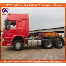 Caminhão 6 * 4 do trator de 371HP HOWO da venda direta da fábrica