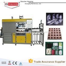 PET Clamshell Packaging use Thermo Vacuum Forming Machine