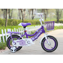 Red Tube Kids Bike/High Quality Child Bike with 4 Wheel Bike/Exercise Kid Bicycle