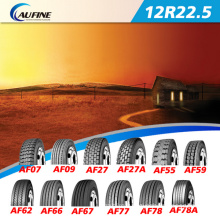 China All Steel Truck Tire (12.00R24)