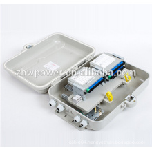Pole Mount Fiber Optic cable Termination Box 32 port outdoor optical fiber cable distribution box waterproof