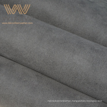 Suede Upholstery Fabric Black Faux Suede Microfiber Leather