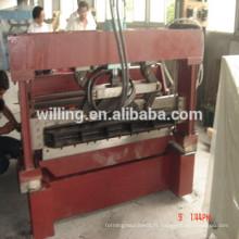 Machine de coupe pour bobine d'acier en Chine