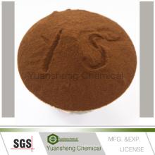 Concréteur Admixtures Réducteur d'eau Lignosulfonate de calcium