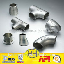 forged ansi b16.9 ss316l pipe fitting