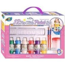 Jogo de pintura de crianças de 12ct A0064