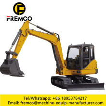 Construction Machinery Crawler excavator FE210-8