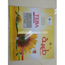 Four color printed Tinplate