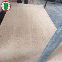 Natural Ash veneer MDF board 18mm