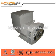 AC Single Phase / Three Phase 50kw brushless ac alternator