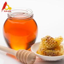 Miel naturel de tilleul sauvage de Chine