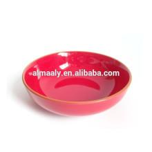 placa fuir pastada de cerámica a todo color