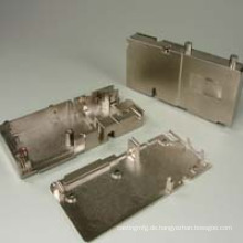 Soem-populäre u. Hochwertige Hochdruckaluminiumdruckguss- / cnc-Präzision Ersatzteile für elektronisches Gehäuse