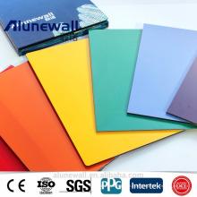 Architektur / Baustoffe Aluminium-Verbundplatte für die Fassade