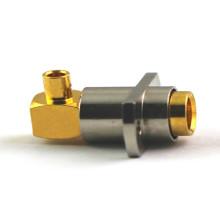 Connecteur RF BMA à angle droit