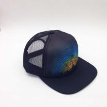 5-Panel Printed Fashion Trucker Cap (ACEW187)