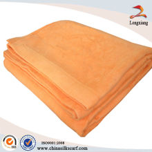 300 GSM Warm Wowen Bamboo Blankets Wholesale