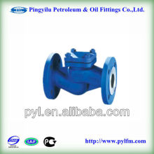 flanged check valve for water manufacturing