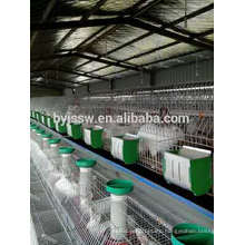 Mesh Wire Farming Rabbit Cage in Kenya Farm for Hot Sale