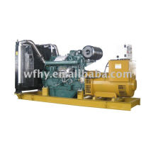 150kw generador accionado por el motor de Wudong