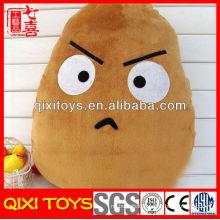 Stuffed plush vegetables and fruit plush potato toys