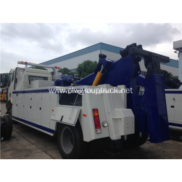 20 ton road recovery car towing wrecker truck