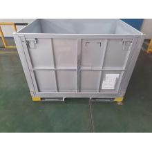 Heavy Duty Material Handling Metal Turnover Box