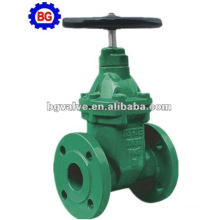 Gate Valve With Embedded Seat