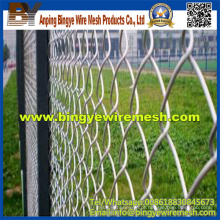 Anping High Wire Wire Mesh / Chain Link Fence