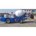 Self Loading Concrete Mixer Truck Price