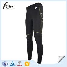 Mens Custom Leggings Active Wear Meias de compressão