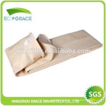 Bolsa de filtro de poliéster para filtro de gas de fábrica de papel