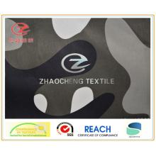 228t Poly Taslon Desert Camouflage Printing Fabric (ZCBP093)
