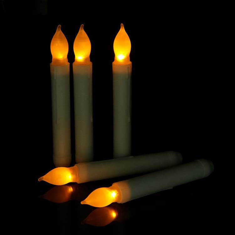 Flameless Taper LED Candles