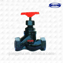 ductile cast iron valve threaded valves suppliers globe valve price