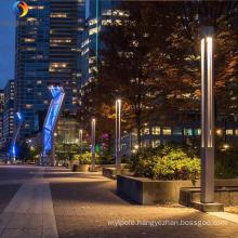 Outdoor hotel lighting waterproof IP65 30W villas led garden light aluminum AC85-265V garden lamp