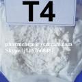 Hot Sale Steroid CAS 25416-65-3 Levothyroxine Sodium T4
