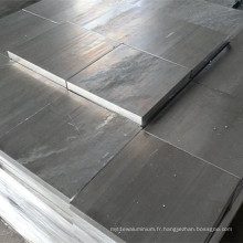 Feuille d'aluminium 1050 H24 utilisée pour les panneaux de signalisation