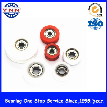 China Factory and Good Quality Plastic Deep Groove Ball Bearing