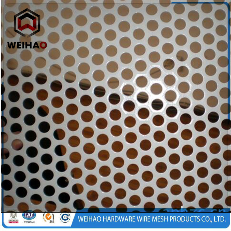 punched wire mesh