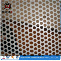 perforated punched wire mesh