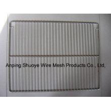 Prateleira ISO9001 do armazenamento do refrigerador da exposiço do fio de metal